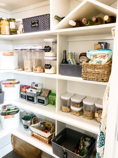 A Simple Pantry Refresh