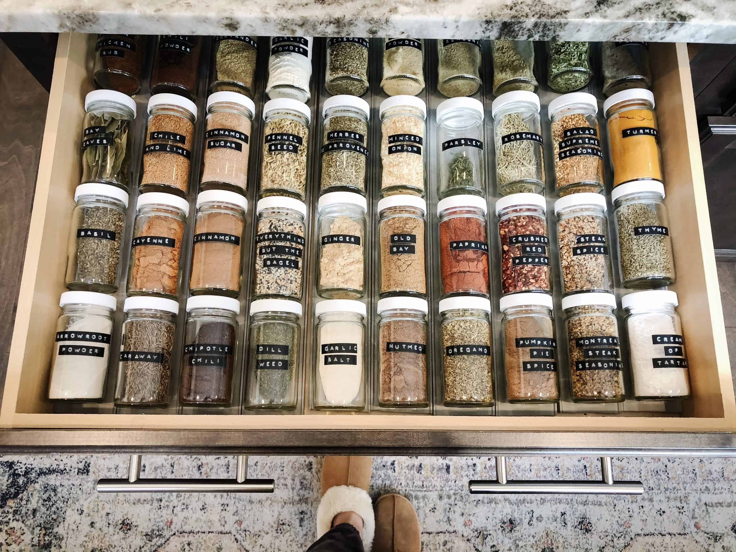 The Spice [Drawer] of Life