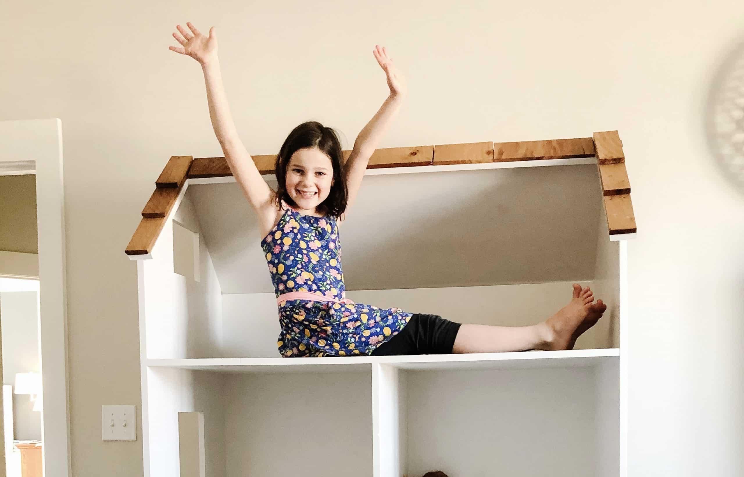 Audrey's DIY Dollhouse