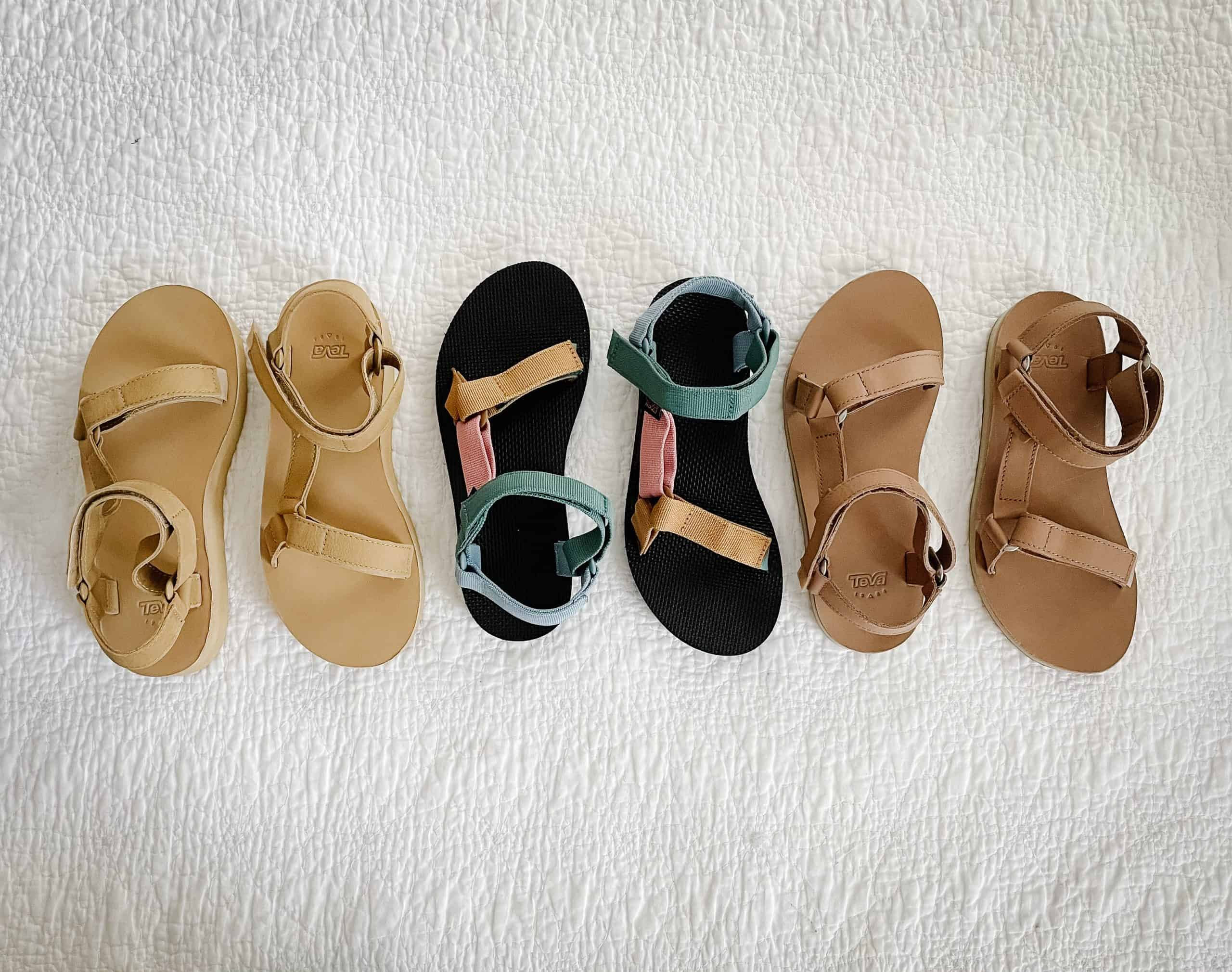 Summer is for Sandals